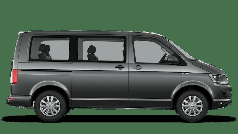 Indium Grey (Metallic) Volkswagen Caravelle