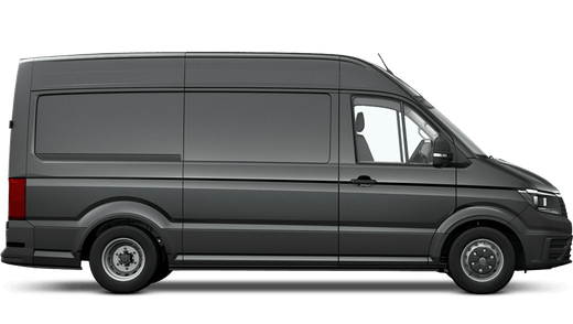 Volkswagen Crafter Panel van Brochure