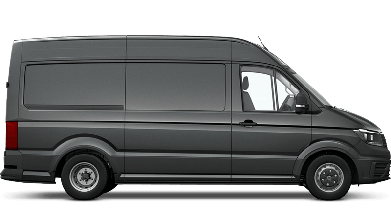 Indium Grey (Metallic) Volkswagen Crafter Panel Van