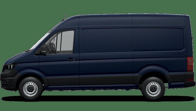 Deep Ocean (Solid) Volkswagen Crafter Panel Van