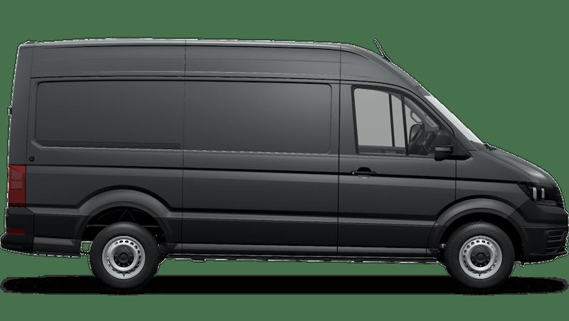 Indium Grey (Metallic) Volkswagen Crafter Panel Van