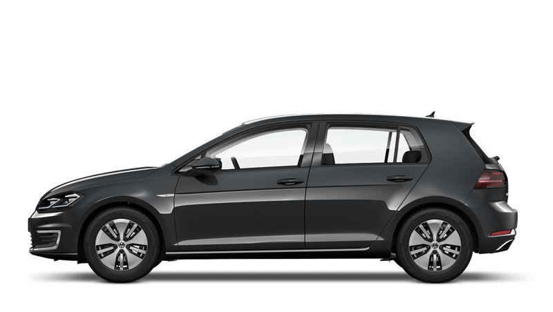 Urano Grey (Solid) Volkswagen e-Golf