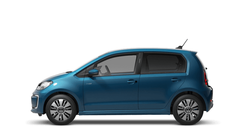 Costa Azule (Metallic) New Volkswagen e-up!