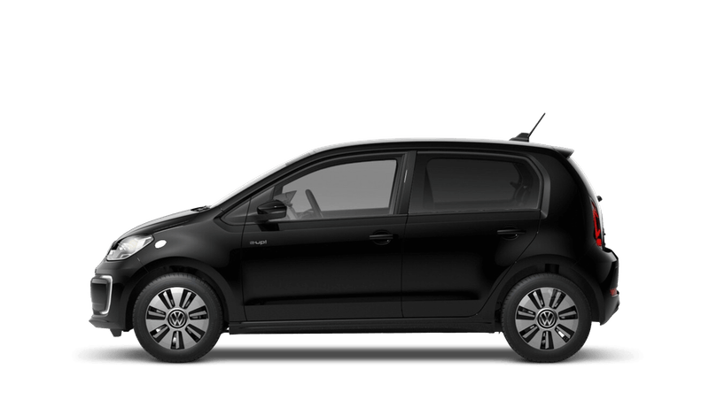 Deep Black (Pearl) New Volkswagen e-up!