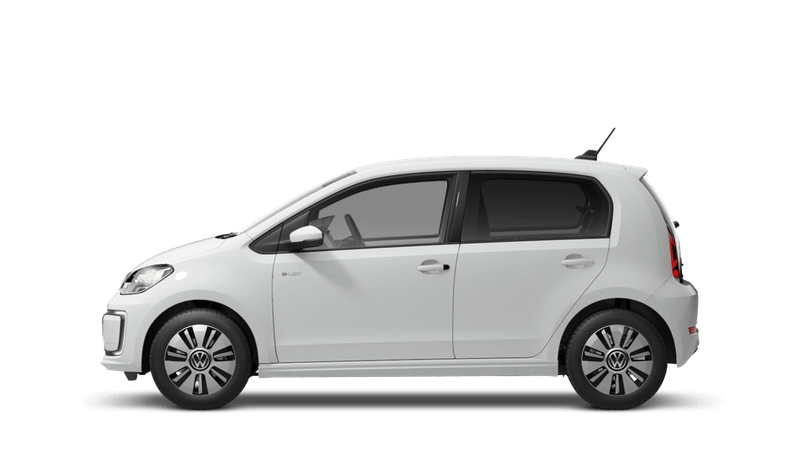 Pure White (Solid) New Volkswagen e-up!