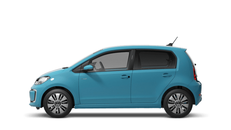 Teal Blue (Solid) New Volkswagen e-up!