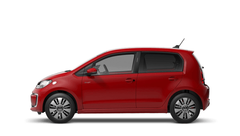 Tornado Red (Solid) New Volkswagen e-up!