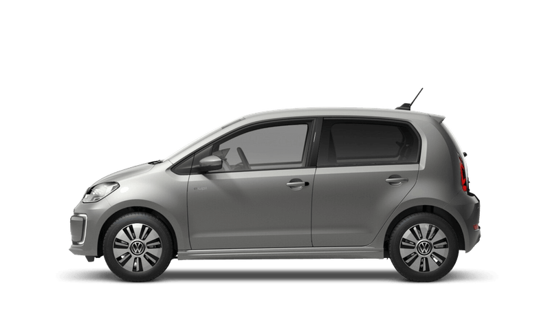 Tungsten Silver (Metallic) New Volkswagen e-up!