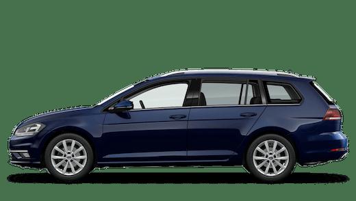Volkswagen Golf Estate Brochure