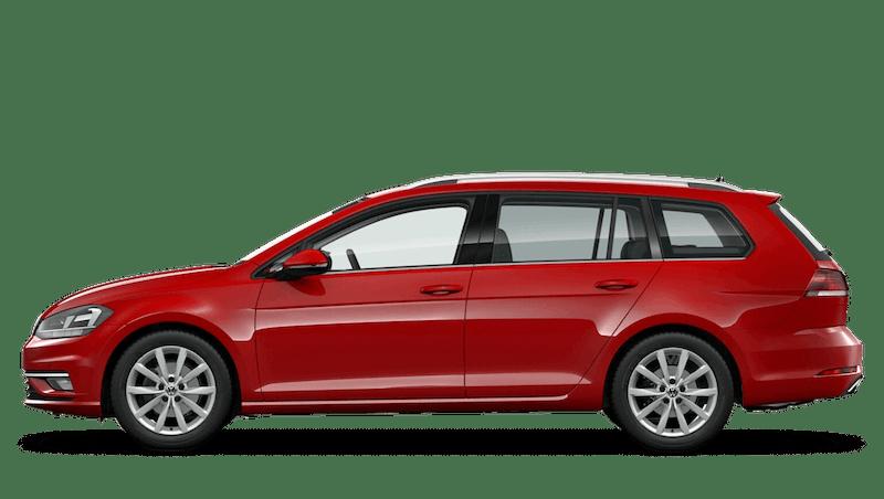 Volkswagen Golf Estate GT