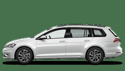 New Volkswagen Golf Estate Match Edition