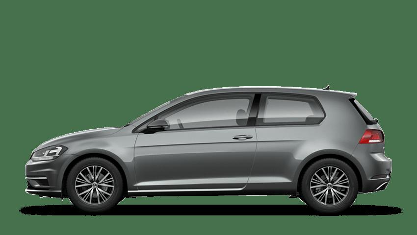 Indium Grey (Metallic / Pearl) Volkswagen Golf