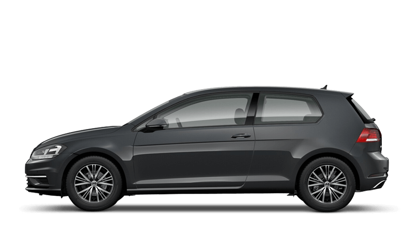 Urano Grey (Solid) Volkswagen Golf
