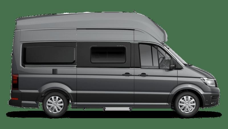 Indium Grey (Metallic) Volkswagen Grand California