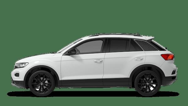 Volkswagen T Roc Black Edition