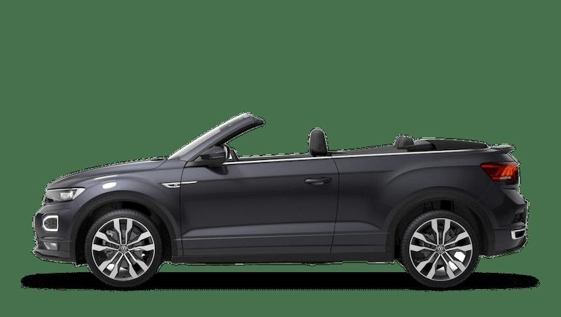 Smokey Grey (Metallic) New Volkswagen T-Roc Cabriolet