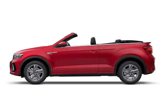 T Roc Cabriolet New Car Offers