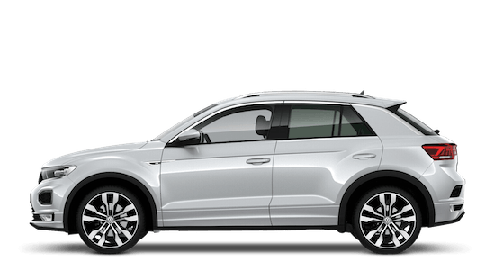 T-roc New Car Offers