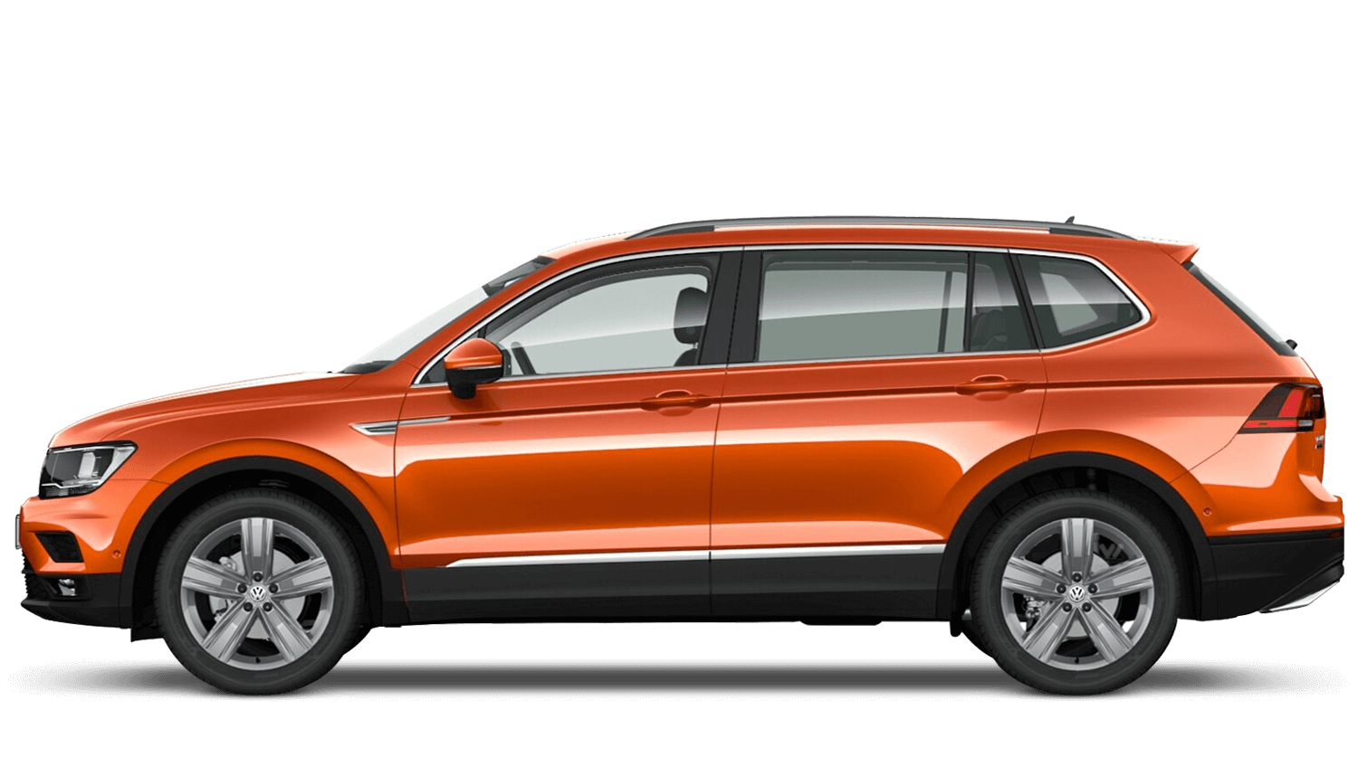 Tiguan Allspace New Car Offers