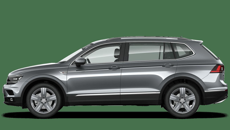 Platinum Grey (Metallic / Pearl) Volkswagen Tiguan Allspace