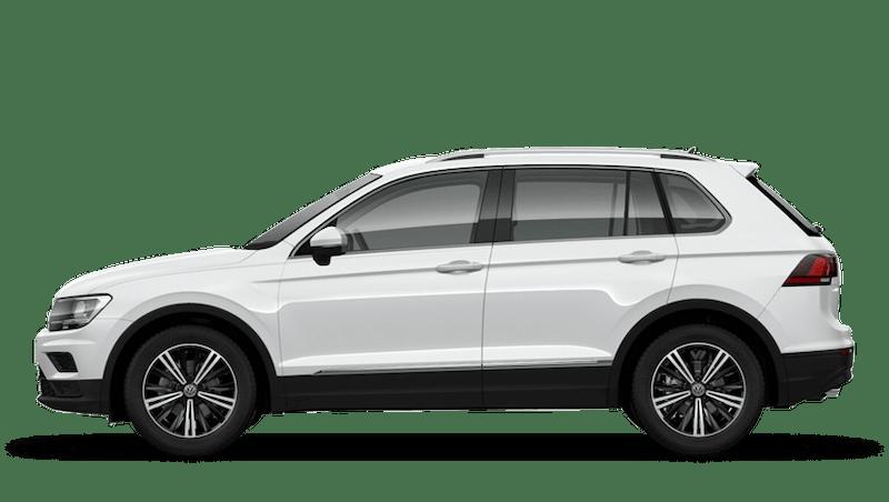 Volkswagen Tiguan SE Navigation