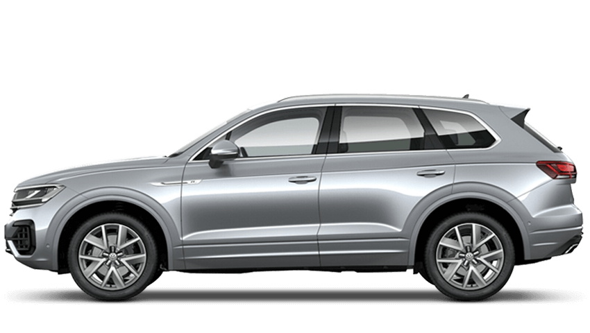 New Volkswagen Touareg R Line. Antimonial Silver (Metallic   Pearl) Deep  Black ... 7f148429f4