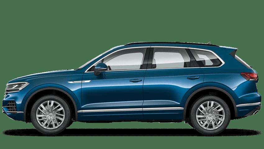 Volkswagen Touareg New SEL