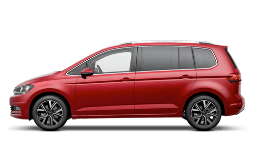 Explore the Volkswagen Touran Motability Price List