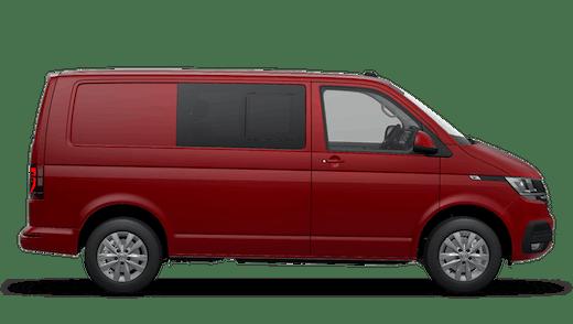 Volkswagen Transporter 6.1 Kombi Brochure
