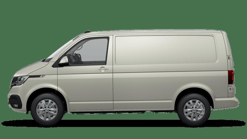 Ascot Grey Transporter 6.1 panel van