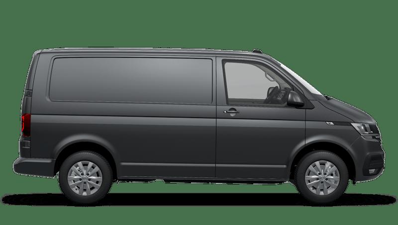 Indium Grey Transporter 6.1 panel van