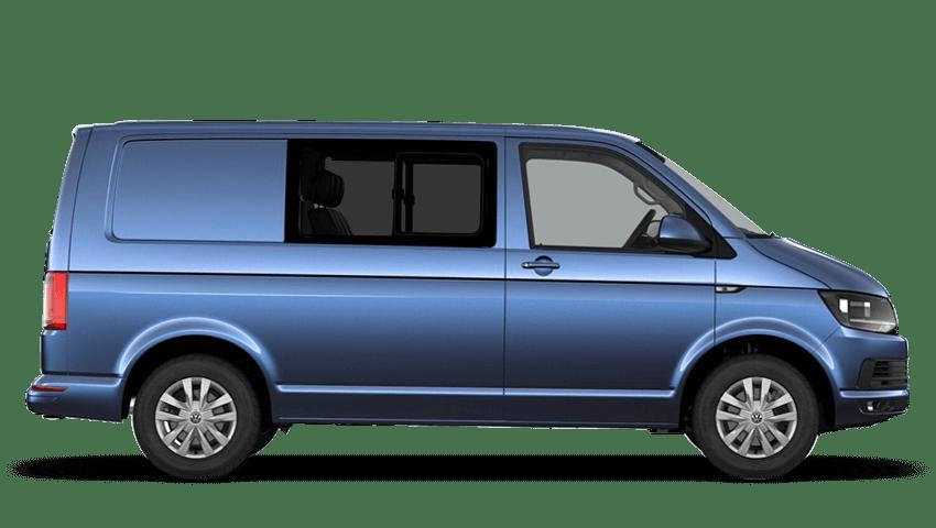 e1fd3e2793 Acapulco Blue (Metallic) Volkswagen Transporter Kombi ...
