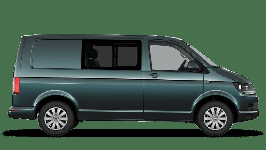 Bamboo Garden Green (Metallic) Volkswagen Transporter Kombi