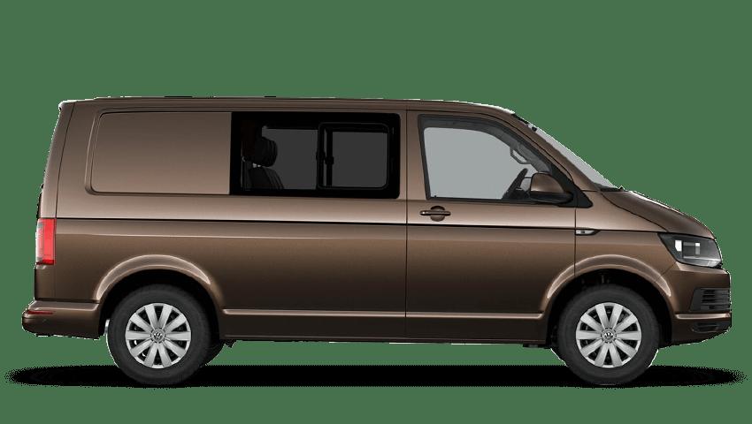 Chestnut Brown (Metallic) Volkswagen Transporter Kombi
