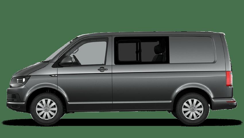 Indium Grey (Metallic) Volkswagen Transporter Kombi