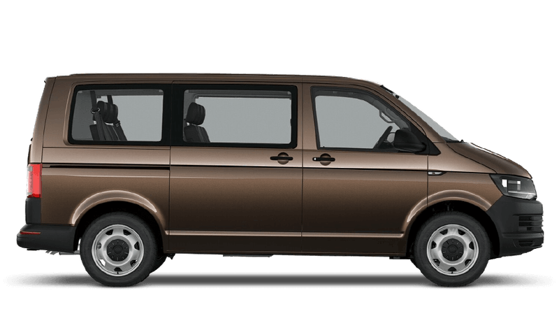 Chestnut Brown (Metallic) Volkswagen Transporter Shuttle