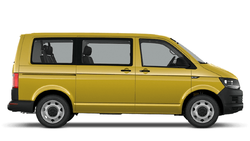 Grape Yellow (Solid) Volkswagen Transporter Shuttle