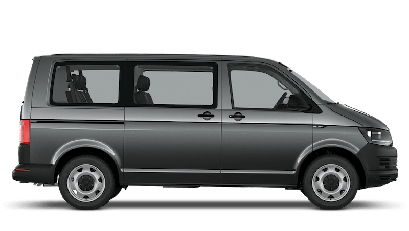 Indium Grey (Metallic) Volkswagen Transporter Shuttle