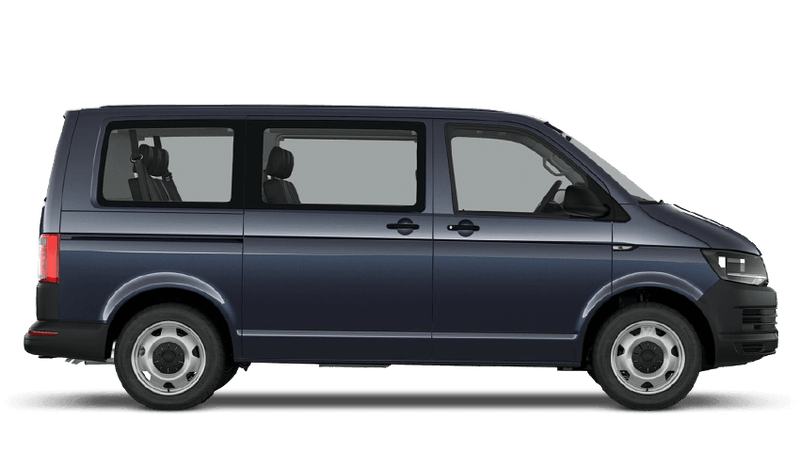 Starlight Blue (Metallic) Volkswagen Transporter Shuttle