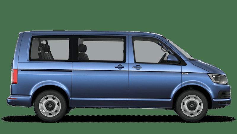 Acapulco Blue (Metallic) Volkswagen Transporter Shuttle