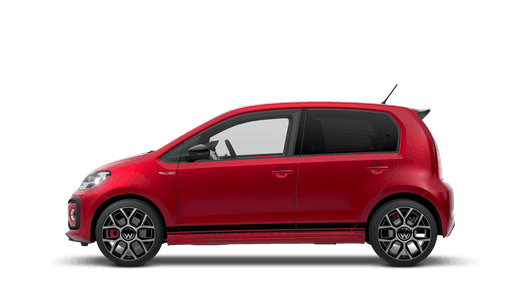 Explore the Volkswagen up! 5 door Motability Price List