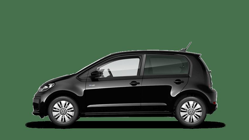 Deep Black Pearl (Metallic / Pearl) Volkswagen up!