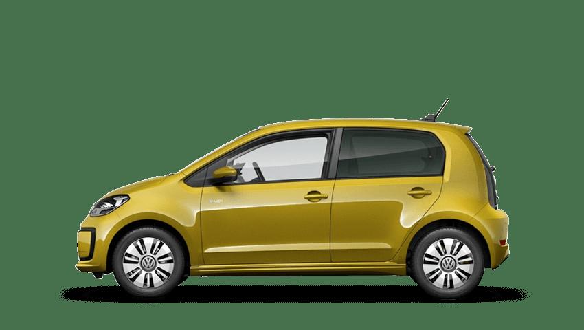 Honey Yellow (Metallic / Pearl) Volkswagen up!