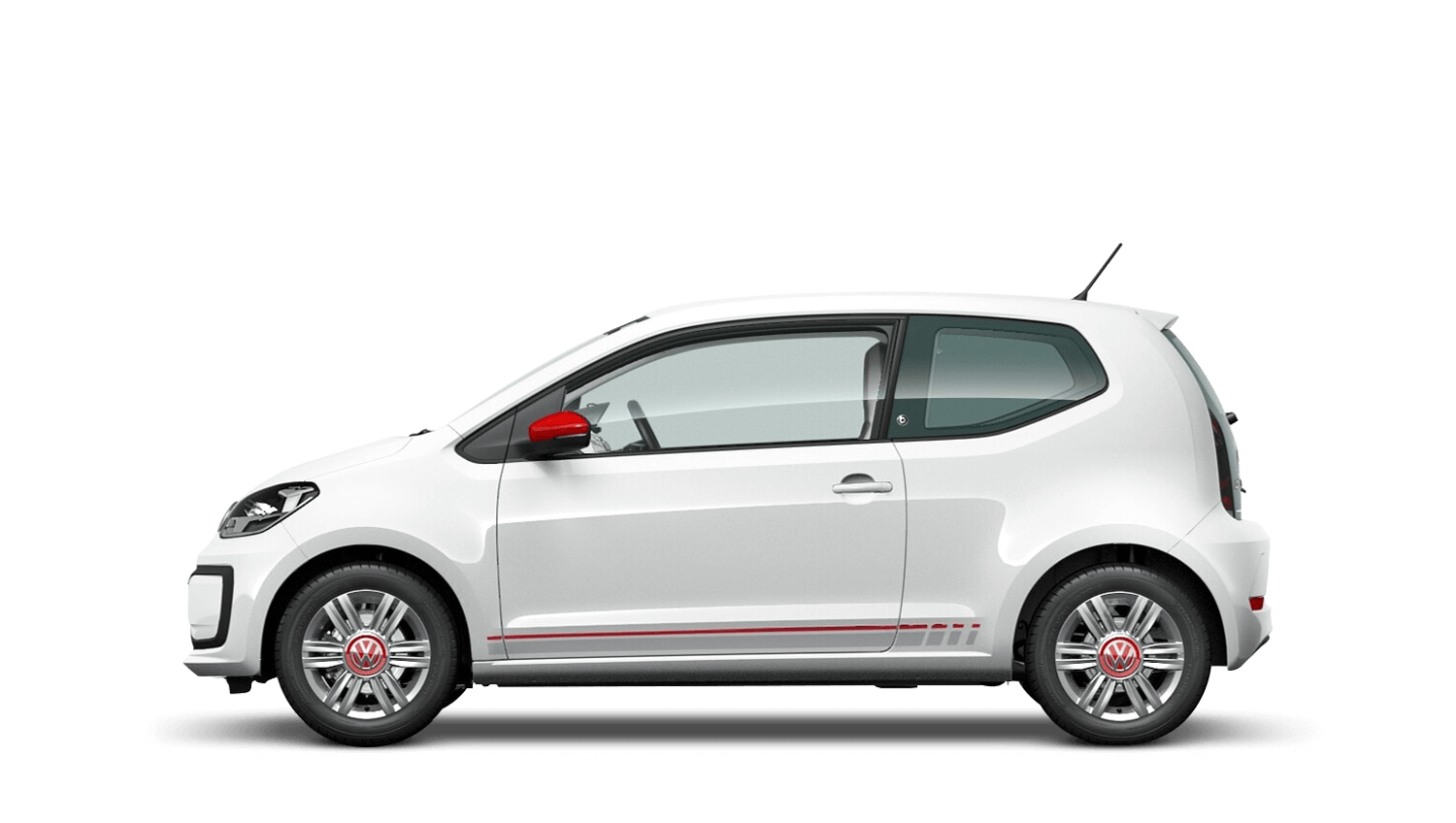 Volkswagen Up up beats
